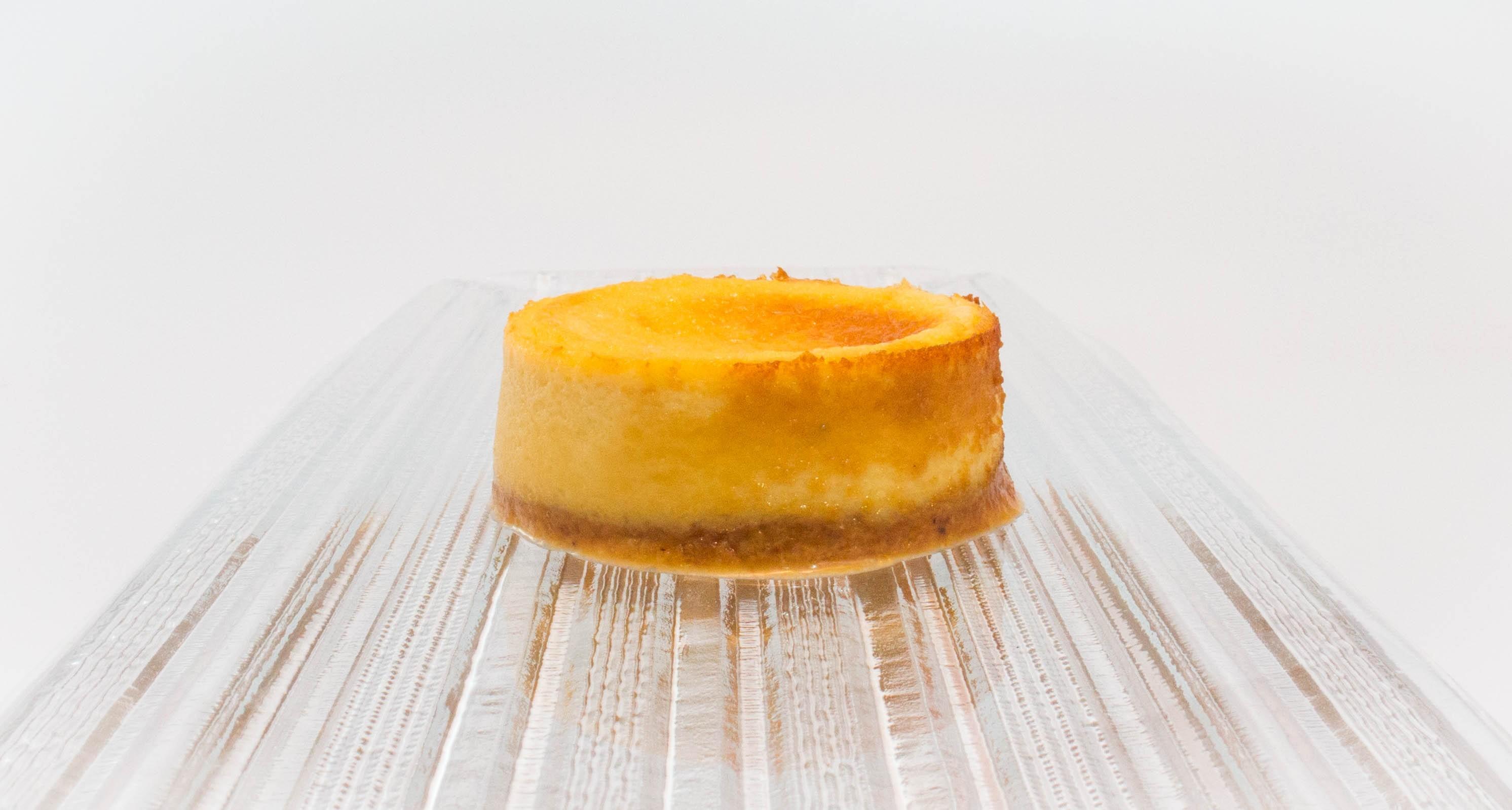 Tarta de queso Idiazabal