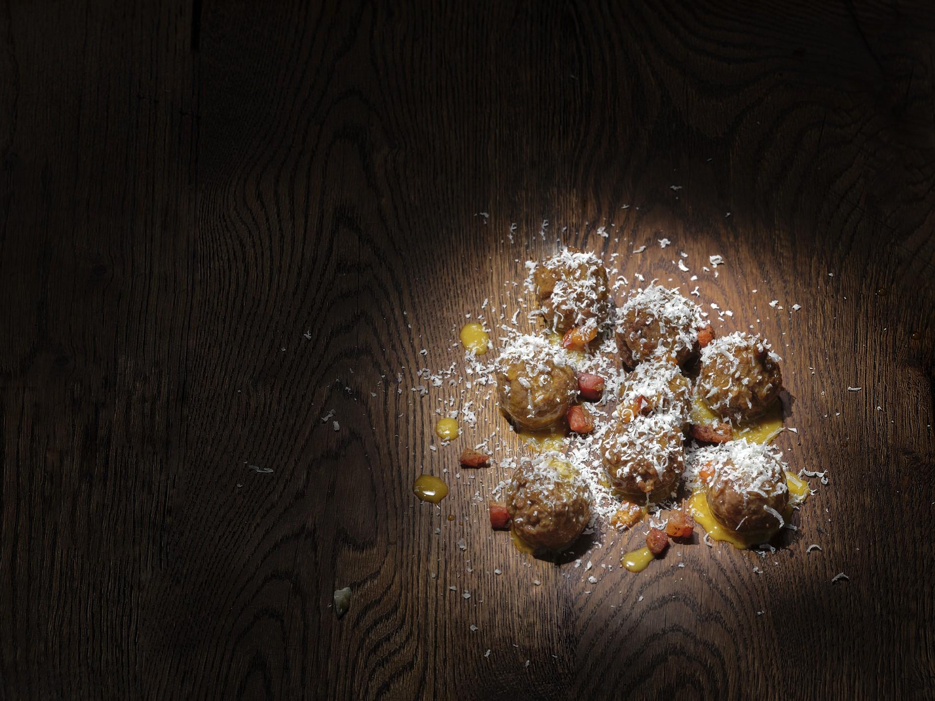 Ox meatballs